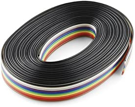 Best ribbon cable 10 wire 15ft Reviews