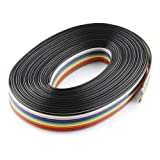 Ribbon Cable - 10 Wire (15ft)...