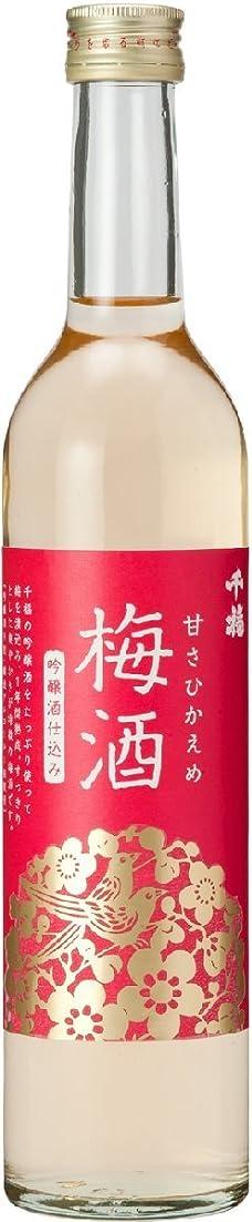 通常熱オフセット三宅本店 甘さひかえめ梅酒 [ 500ml ]