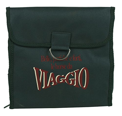 Camo Green Viaggio - Bolsa de lavado para hombre