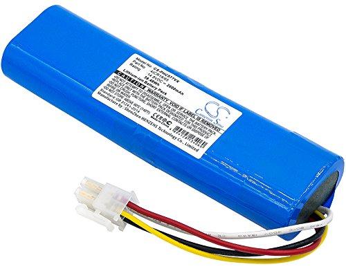 TECHTEK batería sustituye 4ICR19/65, para CP0111/01 Compati