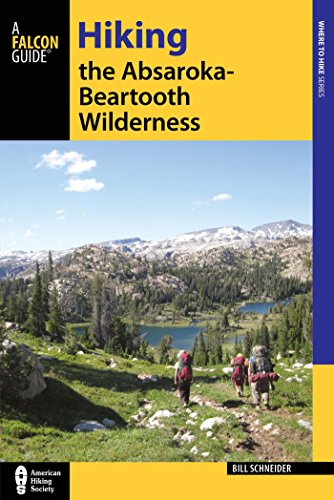 Hiking the Absaroka-Beartooth Wilderness (Regional Hiking Series) (English Edition)