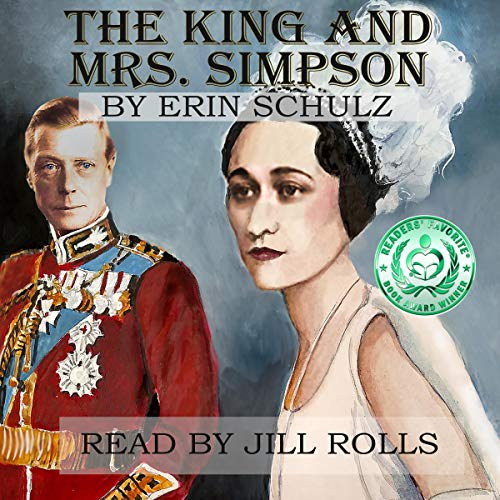 The King and Mrs. Simpson audiobook cover art