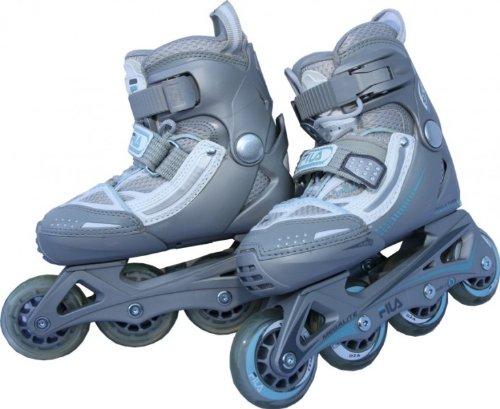 Fila Inlineskates Sky Racer Blue Size S (29-32) - Inline Skates - Inliner