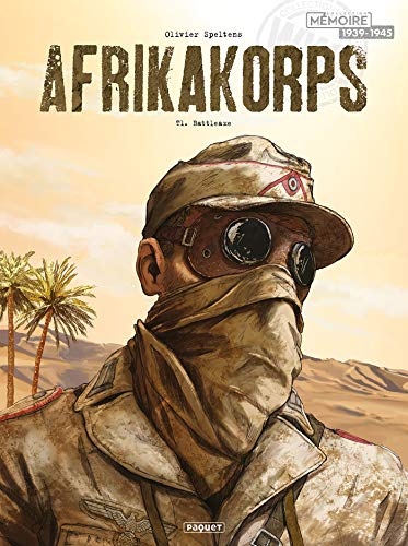Afrika Korps T1 : Battleaxe