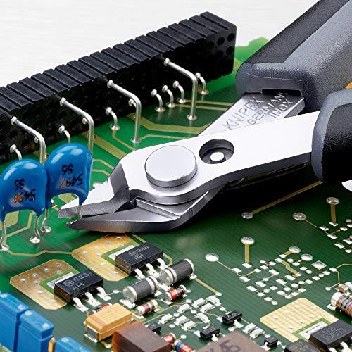 クニペックスKNIPEX7871-125ESDエレクトロニクススーパーニッパー