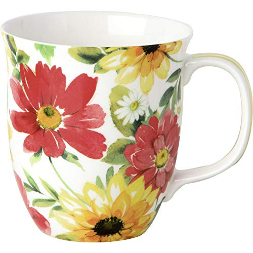 IHR Josephine - Taza de café (9 x 10 cm), color rojo