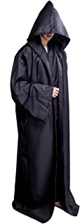 hooded cloak with mask