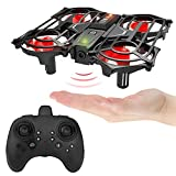 Vrlinking Mini Drone RC Gesture Remote Control 2.4Ghz Quadcopter for Kids and Beginners Helicopter Plane 3D...