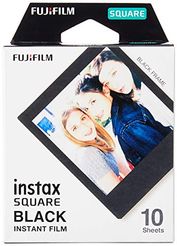 Instax Square, Bordure Noir, 10 Films
