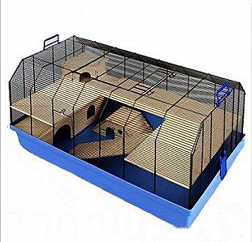 Excelente Calidad De Top Jaula-W/set de accesorios para hamsters, ratones, Gerbils y otros pequeños mascotas
