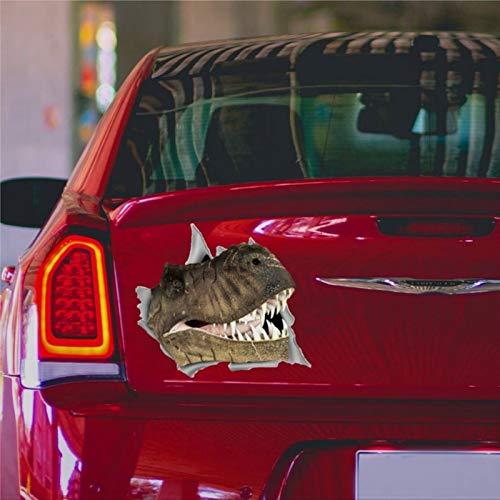 DONL9BAUER Dinsaur Jurassic Park Accessries - Adhesivo de vinilo para coche, para parachoques, camiones, furgonetas, motocicleta, ventana, portátil, computadora, taza, botella.