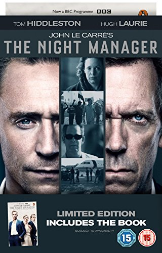 The Night Manager - Season 01 [2 DVDs] [UK Import]