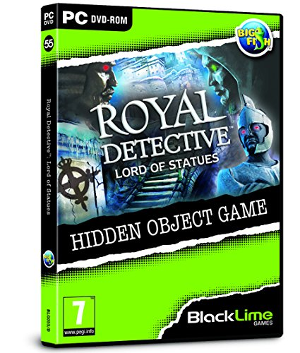 Royal Detective 2 The Lord Of Statues [Importación Inglesa]