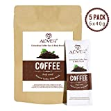 Coffee Body Scrub, Cellulite removal cream,Anti cellulite arm thigh abs tight and firming, Moisturizing and whitening Body Exfoliator,face and lip scrub. (Patch Bag) review