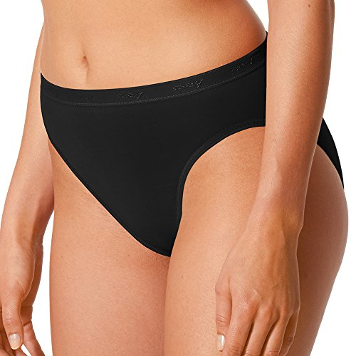 Mey, 89603, jazzpants voor dames, slip met zeer elastische naden, onderbroek van supergekamd pima-katoen, ondergoed