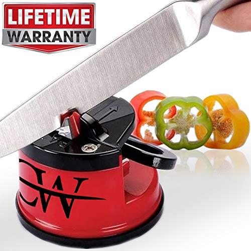 Knife Sharpener -Lifetime Warran...