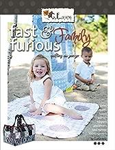 G.E. Designs Fast and Furious Family - Softcover Quilt As You Go Book