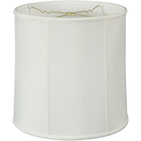 Royal Designs Basic Drum Lamp Shade White 11 X 13 X 11 Bs 719 13wh