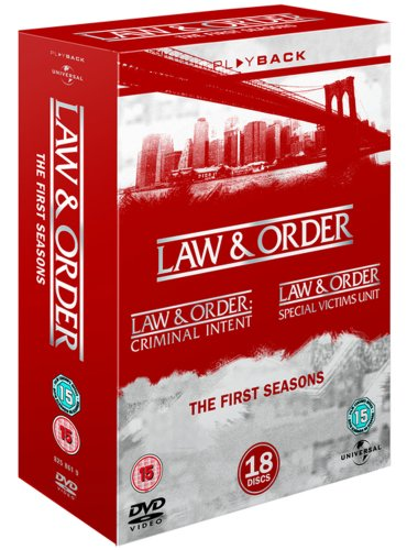 Law And Order - Series 1 - Complete/Law And Order - Special Victims Unit - Series 1 - Complete/Law And Order - Criminal Intent