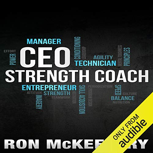 CEO Strength Coach cover art