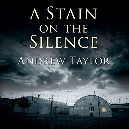 A Stain on the Silence audiobook cover art