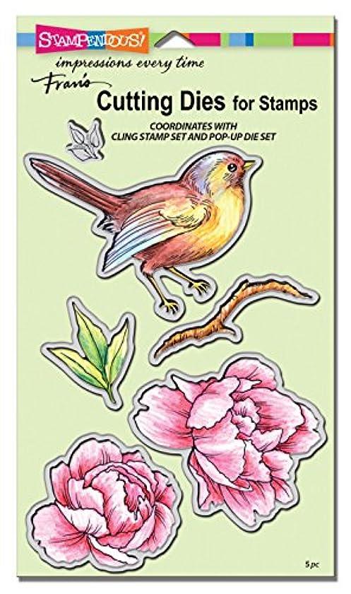 STAMPENDOUS Bird Blossom Die Cut Set?