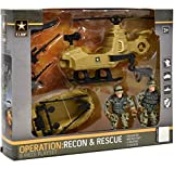 US Army Recon and Rescue 8 Piece Set