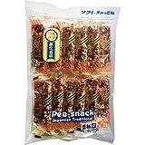 中山製菓 ◆黒みつ豆板◆ 12枚×6袋入