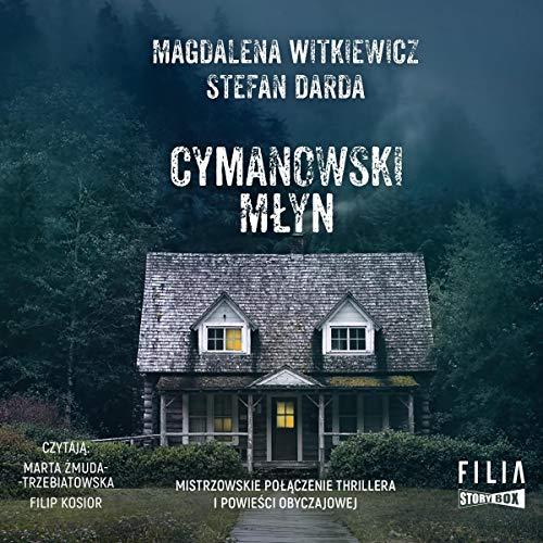 Diseño de la portada del título Cymanowski Młyn