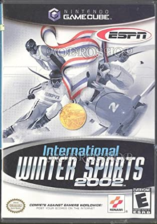 Amazon Com Espn Winter Sports 2002 Gamecube Artist Not Provided Video Games