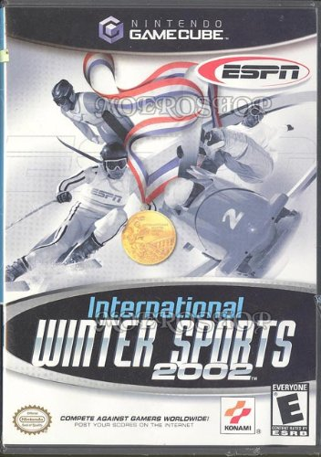 ESPN Winter Sports 2002 - Gamecube