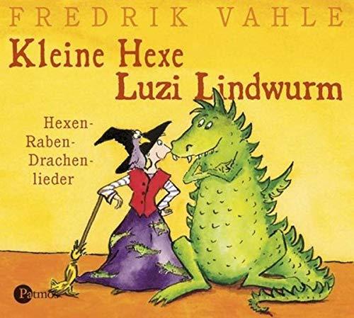 Luzi Lindwurm. Raben-, Drachen-, Hexenlieder. CD.