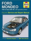 [(Ford Mondeo Service and Repair Manual: 1993 to Sept 2000 (K to X Reg))] [Author: Jeremy Churchill] published on (May, 2003)
