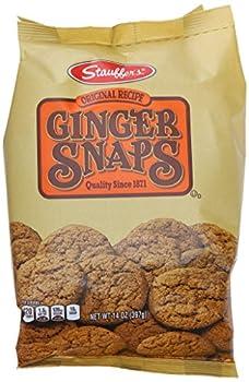 Stauffer Cookie Ginger Snap Original 14 oz