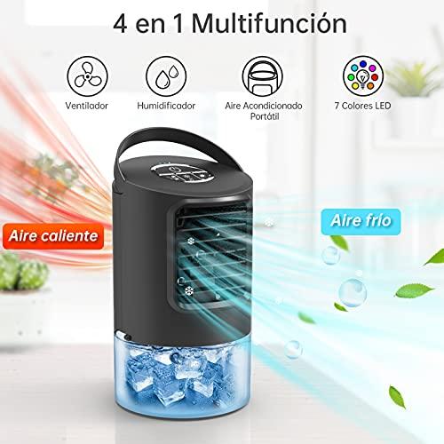 WWDOLL Aires acondicionados móviles