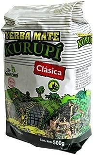 Yerba Mate Kurupi Classic 500g by Kurupi