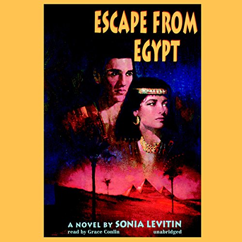 Escape from Egypt cover art