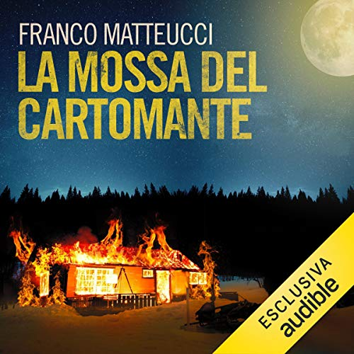 La mossa del cartomante audiobook cover art