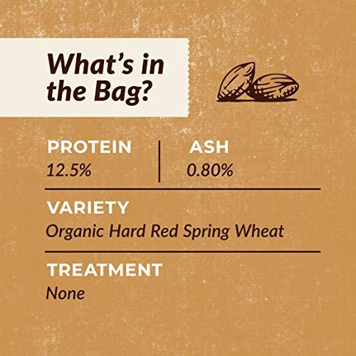 Product Image 3: 100% Organic Artisan Bread Flour – 25 lbs – Old World