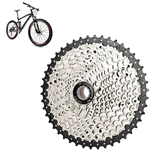 Casete de 12 velocidades, 11 – 50 T bicicleta de montaña volante rueda libre de metal, accesorios de repuesto de casete SHIMANO MTB S-R-A-M