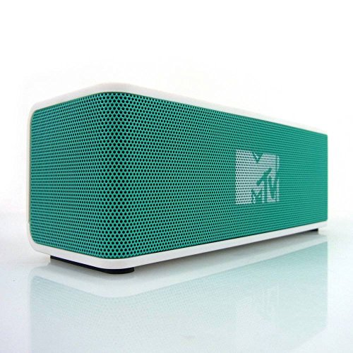 MTV 1776 Bluetooth Speaker weiß/Teal