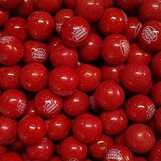 Very Cherry Gumballs 5lbs Dubble Bubble Gum Balls 1 Inch Size