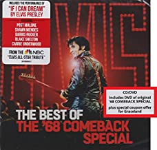 The Best Of The '68 Comeback Special (Walmart Exclusive CD/DVD)