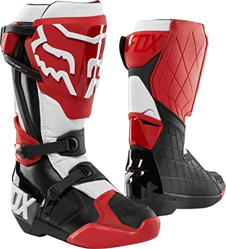 Shoes Fox Comp R Red/Black/White 12 (298Mm)