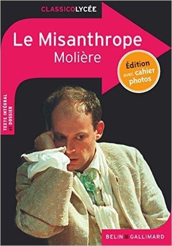 Le Misanthrope de Molière ( 20 août 2015 )