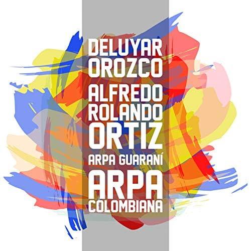 Deluyar Orozco Y Su Arpa Guaraní, Alfredo Rolando Ortíz