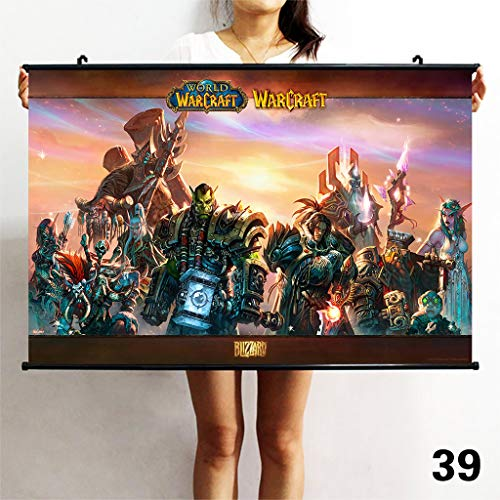 SunSnow Poster Wow World of Warcraft Cartel De La