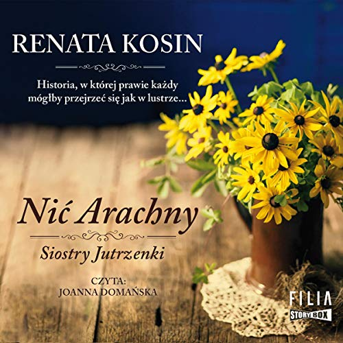 Nić Arachny cover art