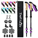 Best trekking poles - TheFitLife Carbon Fibre Trekking Poles - Collapsible Review